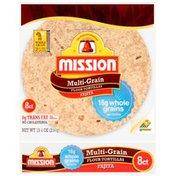 Mission Multi-Grain Small Fajita Flour Tortillas