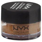 NYX Professional Makeup Concealer, Full Coverage, Tan CJ07