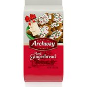 Archway® Holiday Iced Gingerbread Cookies