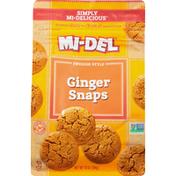 Mi-Del Ginger Snaps, Swedish Style