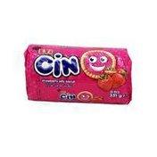 ETi Cin Strawberry Jelly Biscuit