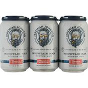 Jeremiah Johnson Brewing Co. Beer, Scotch Ale, Mountain Man