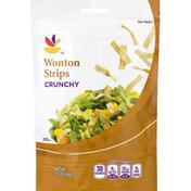 SB Wonton Strips, Crunchy