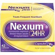 Nexium 24 Hr Delayed Release Heartburn Relief Capsules