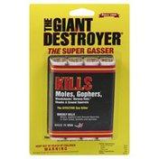 Giant Destroyer Pest Control, The Super Gasser
