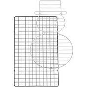 Wilton Snowman Cooling Grid Set, 2-Piece