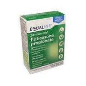 Equaline 24 Hour Relief Fluticasone Propionate Allergy Symptom Reliever Full Prescription Strength