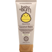Baby Bum Coconut Balm, Natural Monoi, Multipurpose