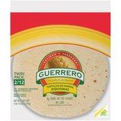 Guerrero 12 in. Burrito Grande Flour Tortillas