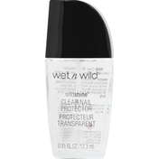 wet n wild Wild Shine Nail Color - Clear Nail Protector