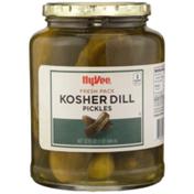 Hy-Vee Kosher Dill Pickles