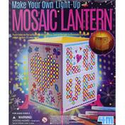 4m Lantern, Mosaic