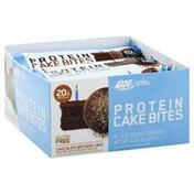 Optimum Nutrition Cake Bites, Protein, Chocolate Birthday Cake