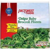Pictsweet Farms Farm Favorites Deluxe Baby Broccoli Florets