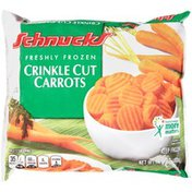 Schnucks Crinkle Cut Carrots