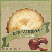 """Table Talk Old Fashioned Baked Apple Pie 4"""""""