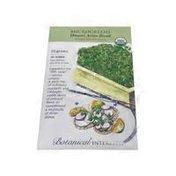 Botanical Interests Organic Umami Asian Blend Microgreens Seeds