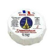 Eiffel Tower Canadian Camembert