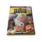 Ingram Entertainment Peanuts Movie DVD