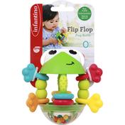 Infantino Frog Rattle, Flip Flop