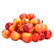 Bag of Rainier Cherries