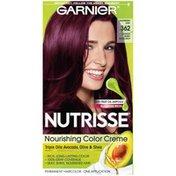 Nutrisse® Nourishing Color Creme 362 Darkest Berry Burgundy Haircolor
