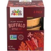 Good Foods Plant Based Buffalo Style Dip