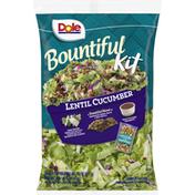 Dole Bountiful Kit, Lentil Cucumber