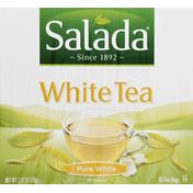 Salada White Tea, Pure White, Tea Bags
