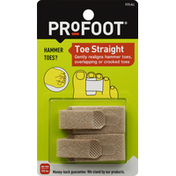 ProFoot Toe Straight, Fits All