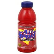All Sport Body Quencher, Fruit Punch