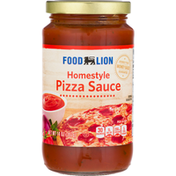 Food Lion Pizza Sauce, Homestyle
