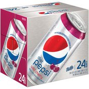 Diet Pepsi Wild Cherry Soda