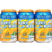 Buffalo Bayou Beer, Ale, Wake 'N Bake, with Coffee
