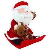 Pbc Santa & Reindeer Duet