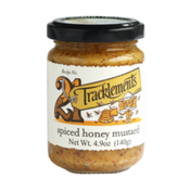 Tracklements Spiced Honey Mustard