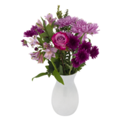 Ahold Amethyst Bouquets