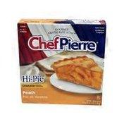 Chef Pierre  Unbaked Peach Hi Pie