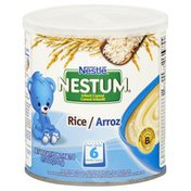 Nestle Infant Cereal, Rice, from 6 Months