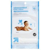 Up&Up Baby Wipes, Unscented