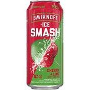 Smirnoff Beer, Cherry + Lime