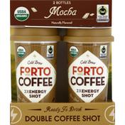 Forto RTD Double Coffee Shot Mocha