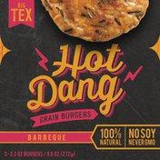 Hot Dang Grain Burgers