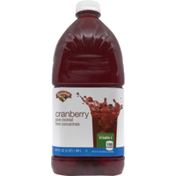 Hannaford Cranberry Juice Cocktail