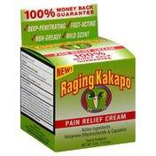 Raging Kakapo Pain Relief, Cream