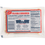 Neese's Liver Mush, Country, Hot