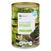 Southeastern Grocers No Salt Added Spinach Leaf