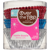 Over The Top Razzle Dazzle Baking Cups