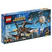 LEGO Building Toy, Batman Brother Eye Takedown