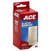 Ace Bandage, Elastic, with Clips